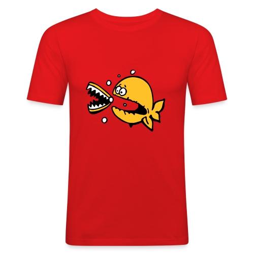 Piraya - Slim Fit T-skjorte for menn