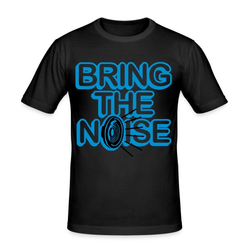 Bring The noise to Dave - slim fit T-shirt