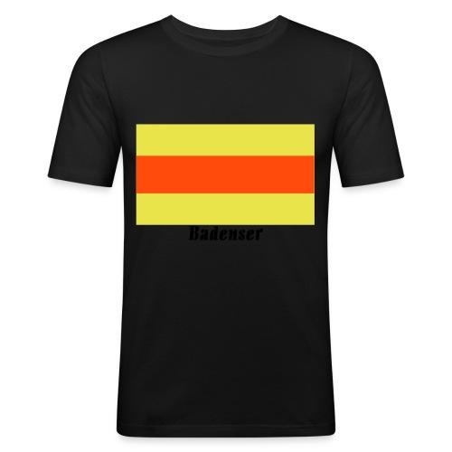 Baden - edition - Männer Slim Fit T-Shirt