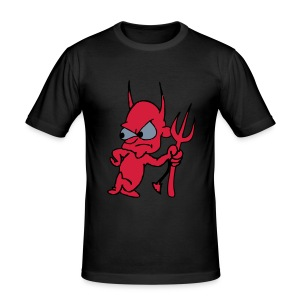 I <3 Shirt - Miesten tyköistuva t-paita