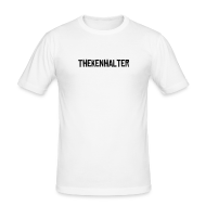 T-Shirts ~ Männer Slim Fit T-Shirt ~ Thekenhalter