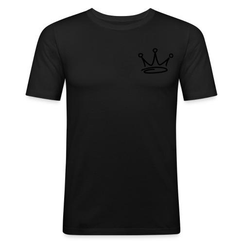 Männer Slim Fit T-Shirt Schlicht - Männer Slim Fit T-Shirt