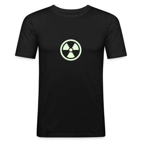 Glow in the dark! - slim fit T-shirt