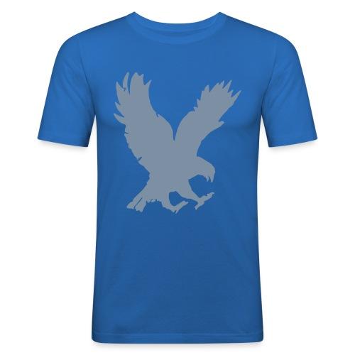 eagle - Männer Slim Fit T-Shirt