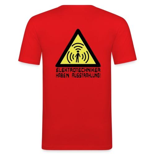 eLEKtRIkER - Männer Slim Fit T-Shirt