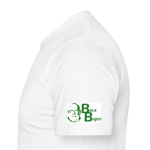 C Davies - Årets Bajare - Slim Fit T-shirt herr