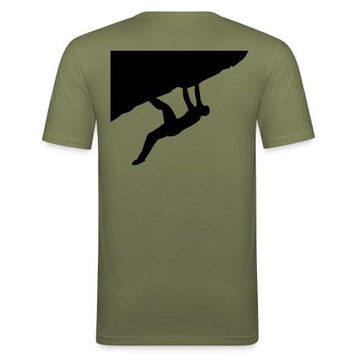 SURPLOMB - T-shirt près du corps Homme