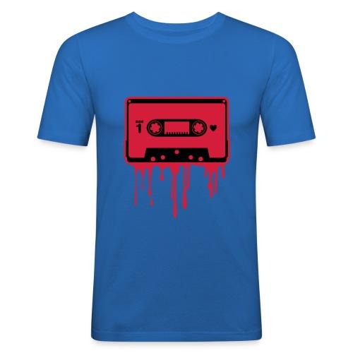 Bloody tape - T-shirt près du corps Homme