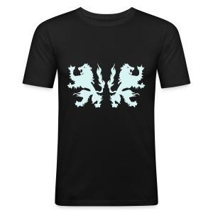 Double Lions - Reflex - Men's Slim Fit T-Shirt