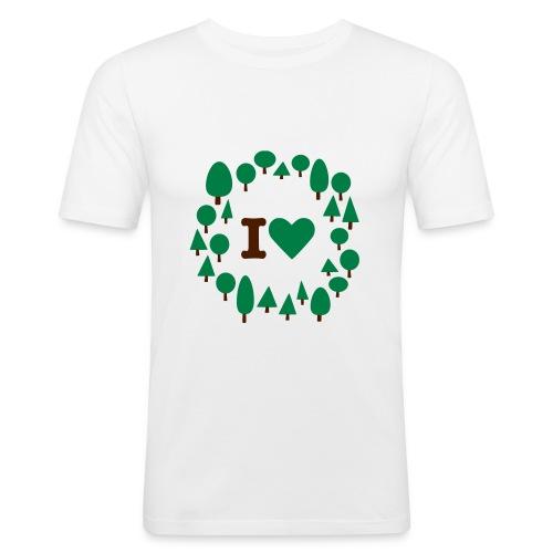 GB1 - Camiseta ajustada hombre