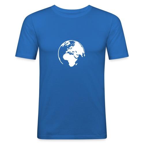 Slim Fit T-skjorte til herre - Slim Fit T-skjorte for menn