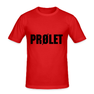 T-Shirts ~ Männer Slim Fit T-Shirt ~ prØLet