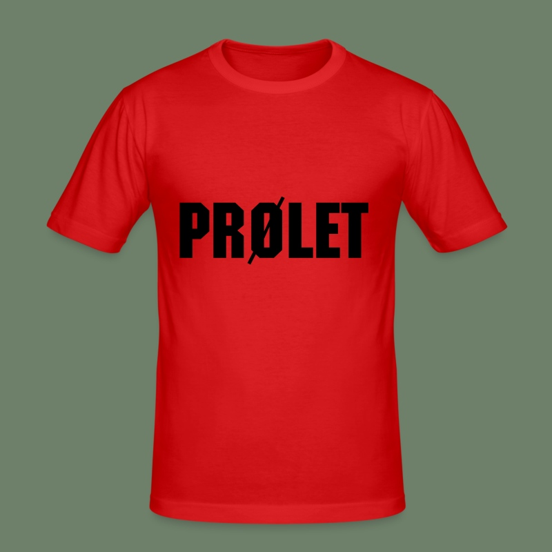 prØLet - Männer Slim Fit T-Shirt