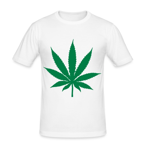 Weed - Men's Slim Fit T-Shirt