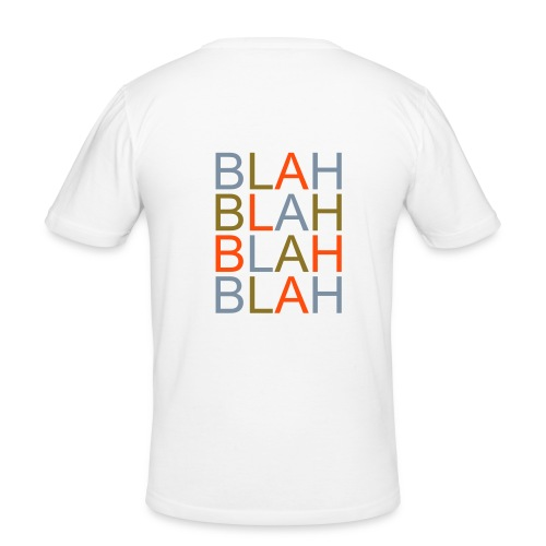 musik - Herre Slim Fit T-Shirt