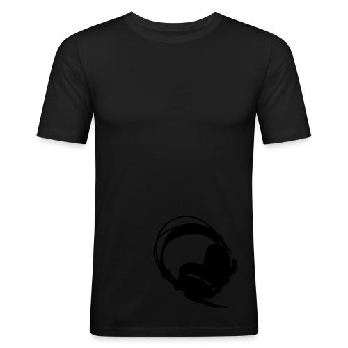 PlayThatFunkyMusic - Miesten tyköistuva t-paita