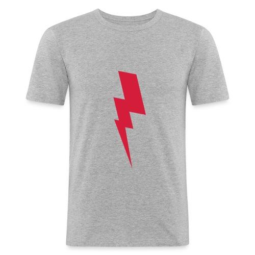 Flashyfloch - T-shirt près du corps Homme