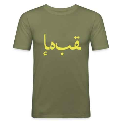 Arabian Love - Men's Slim Fit T-Shirt