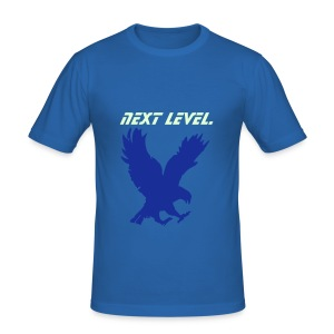 Next level. T-shirt - Men's Slim Fit T-Shirt