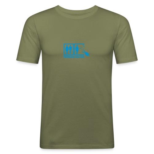 t00001 - Männer Slim Fit T-Shirt