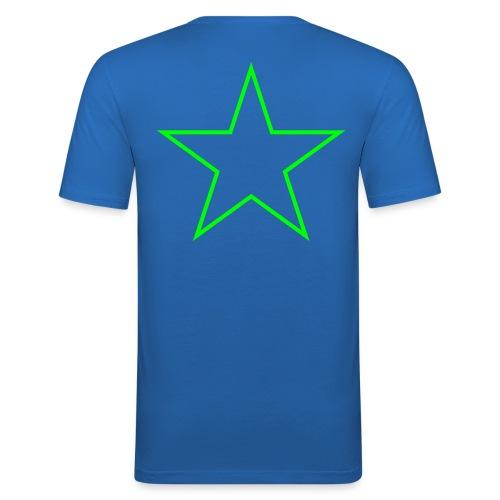 vrijgezellendag vest - slim fit T-shirt