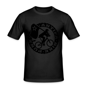 ANTIFA. T shirt - Men's Slim Fit T-Shirt