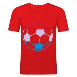 NL is WK 2010! - slim fit T-shirt