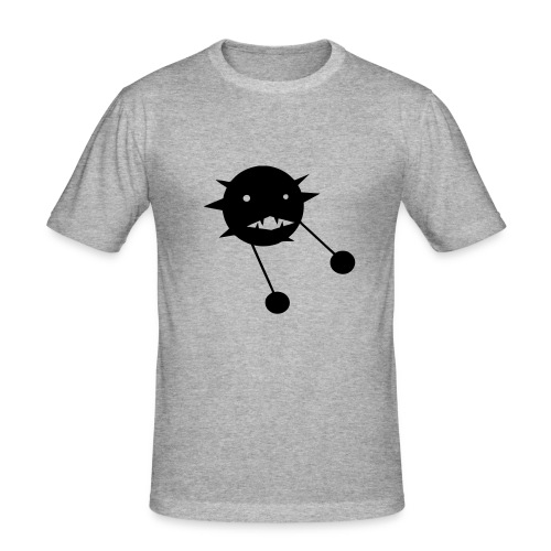 Lightning Ball Sky Boy - Men's Slim Fit T-Shirt