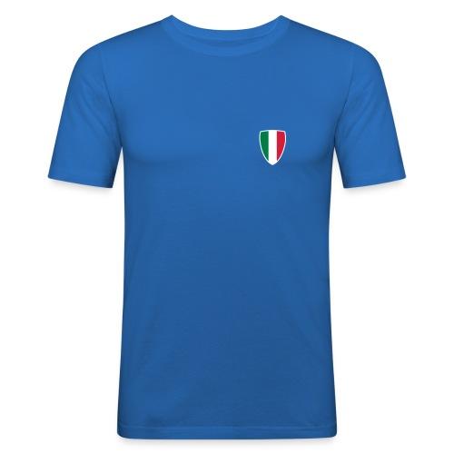 vafancullo siemo - Obcisła koszulka męska