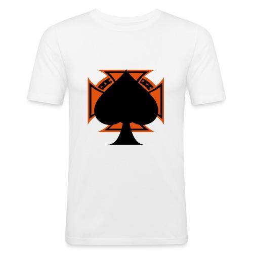 Ace -  - Men's Slim Fit T-Shirt