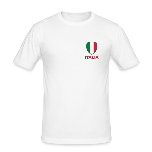t-shirt  italian style - T-shirt près du corps Homme