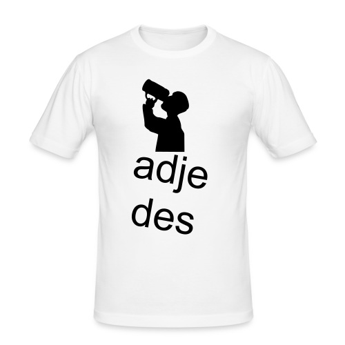 adje des - slim fit T-shirt
