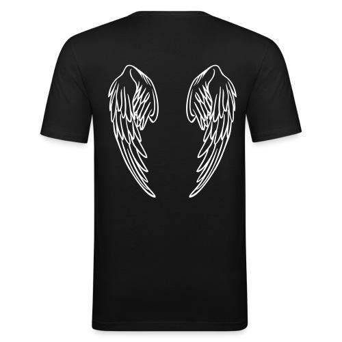 Ange - T-shirt près du corps Homme