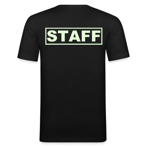 Staff (MEN) - Camiseta ajustada hombre