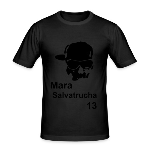 Ms 13 - Männer Slim Fit T-Shirt