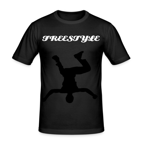 Freestyle - Männer Slim Fit T-Shirt