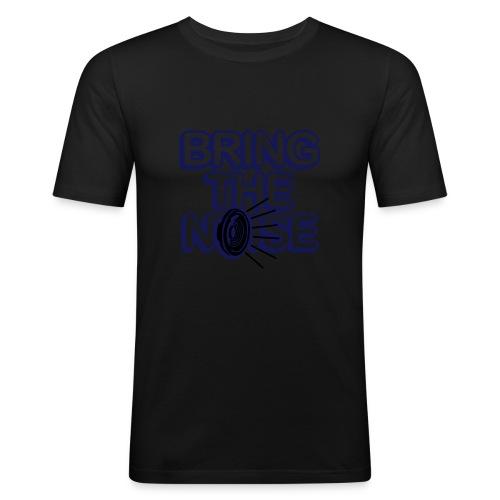 Bring The Noise męska  - Obcisła koszulka męska