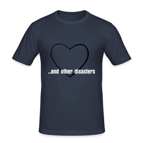 LoveAndOtherDisasters Herr - Slim Fit T-shirt herr
