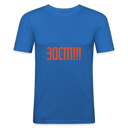 30 cm - T-shirt près du corps Homme