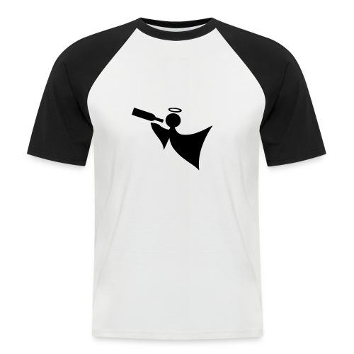 Trinker Shirt - Männer Baseball-T-Shirt