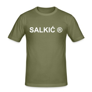 Proud to be Salkic #161 - Men's Slim Fit T-Shirt