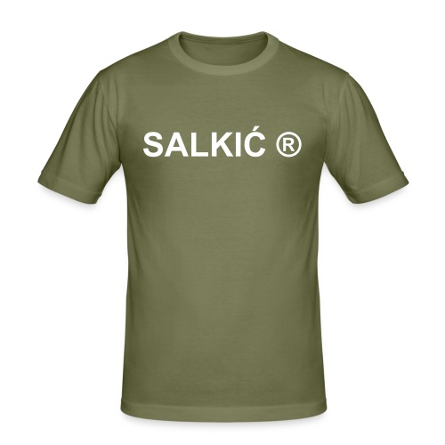 Proud to be Salkic #171 - Men's Slim Fit T-Shirt