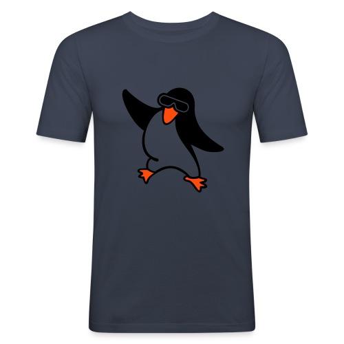 Penguin herre Slim Fit T-shirt - Herre Slim Fit T-Shirt