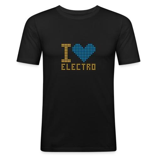 I LOVE ELECTRO - T-shirt près du corps Homme