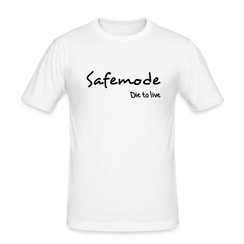SafemodeT - Slim Fit T-shirt herr