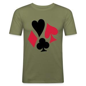 la Main Poker - slim fit T-shirt