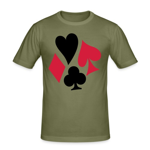 la Main Poker - slim fit T-shirt