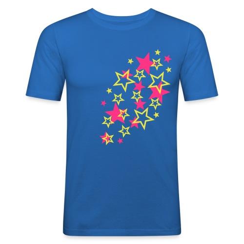 azystar - T-shirt près du corps Homme
