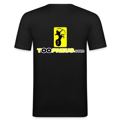 Toop' Chico Classical dos - T-shirt près du corps Homme