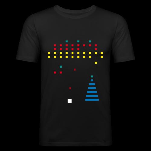 LowRez5 - Men's Slim Fit T-Shirt